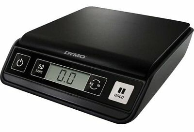 Dymo Pelouze 1772056 M5 Digital Postal Scale - 5 lbs - Black