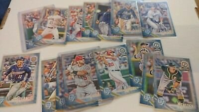 2018 Topps Gypsy Queen Indigo #/250 Parallel You Pick UPick From List Lot