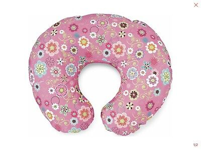 The Original Boppy 4 In 1 Nursing & Infant Support Pillow By Chicco Wild Flowers