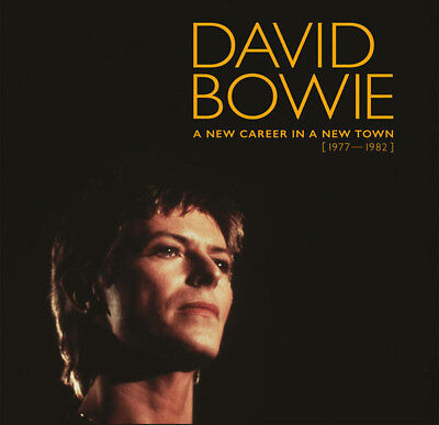 "David Bowie ""A New Career In A New Town (1977-1982)"" 11xCD Box Set Collection"