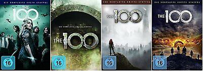 The 100 1-4 Die Komplette Staffel Season 1 2 3 4 Dvd Deutsch
