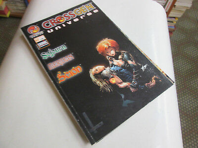 Crossgen Universe 2...comics  Semic..2002..tbe .