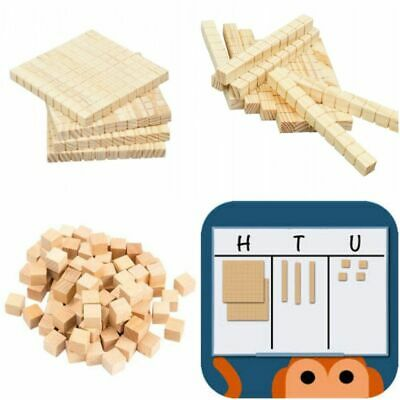 MAB Blocks:10 Hundreds, 10 Tens & 10 Ones. Learning Place Value Teacher Resource