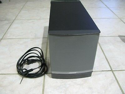Bose Companion 5 Computer Speaker Sub Subwoofer Only
