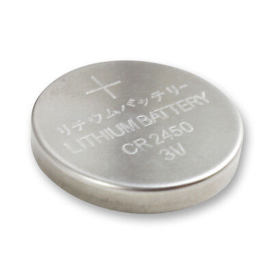 B2G1 Free Battery Coin Button Watch 3V CR2450 BR2450 DL245000 ECR2450 DL2450 HOT