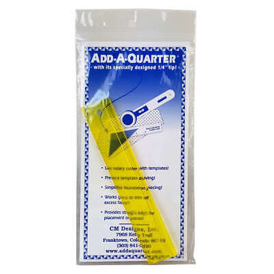 Add A Quarter Ruler 6 Inch Measuring Quilting Sewing Craft DIY