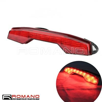 ATV Rear LED Brake Stop Red Taillight Tail Lamp For SUZUKI LTR450 All Years