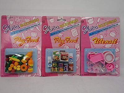 Barbie Size Gloria Play Utensil and Play Food