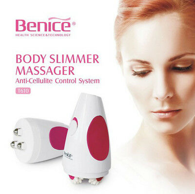 Benice Handheld Body Massager Slimming Electric Cellulite Vibration Anti Therapy