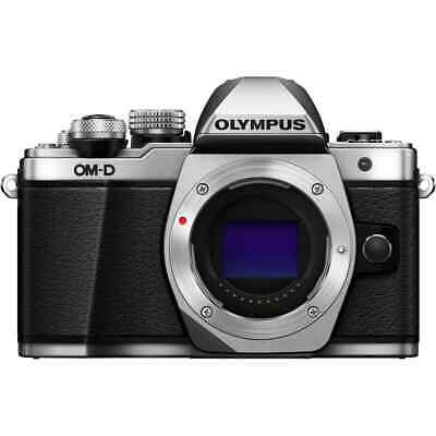 OM-D E-M10 Mark II Silver Body