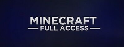 4 Minecraft Premium   Life Time Account (Unmigrated)   Full Access Cheapest!