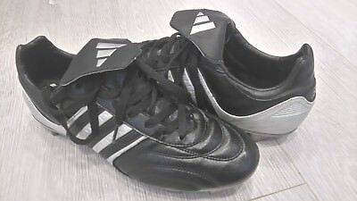 finest selection cecb2 e9e79 ... clearance adidas predator traxion leather football boots size 9 12424  4c761
