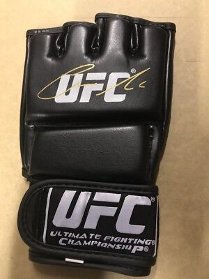 Conor Mcgregor Signed Glove Ufc