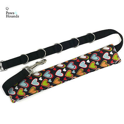 Dog Grooming Belly Strap/Band Hearts