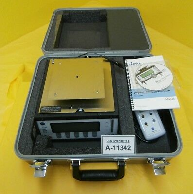 ION Systems 280 CPM Charged Plate Monitor MKS Instruments Used Working