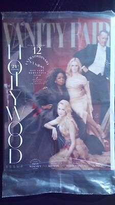Vanity Fair Magazine * 24TH ANNUAL HOLLYWOOD *Issue 2018 Conde Nast No. 691 New