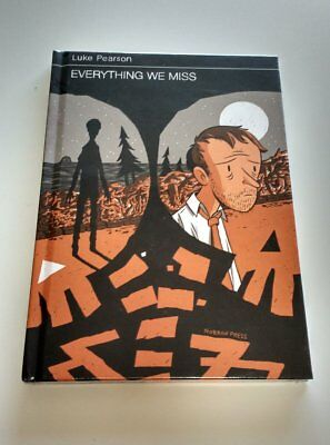 Luke Pearson Everything We Miss * Graphic Novel Book * Comic NEW & Sealed