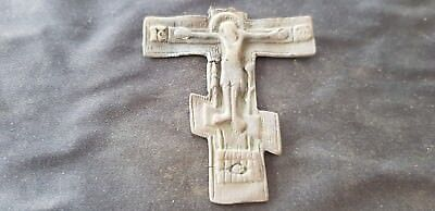 Very Beautiful large Post Medieval Crucifix. please read description. L98c