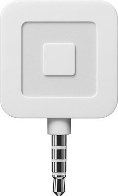 Brand New Square Credit Debit Card Reader For iPhone iPad and Android White