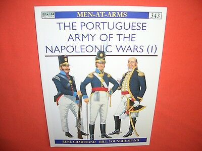 Osprey Men at Arms 343, The PORTUGUESE ARMY of the Napoleonic Wars (I)