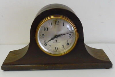 Antique Seth Thomas #89 Tambour Hump Back Mantle 8 Day Clock ~ Free Shipping