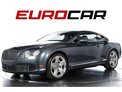 Continental GT ($214,060.00 MSRP) 2012 Bentley Continental GT - $214,060.00 MSRP, MULLINER DRIVING SPECIFICATION