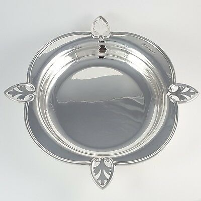 Vintage George V Sterling Silver Dish William Hutton & Sons Sheffield 1928