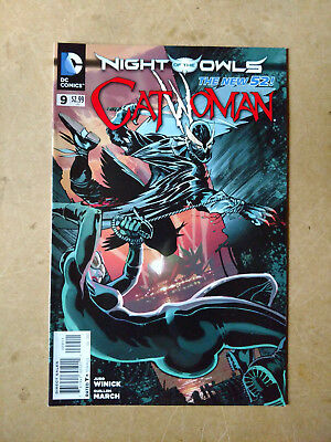 Catwoman #47 First Print Dc Comics (2012) The New 52