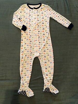 Magnetic Me Boys Footed Sleeper