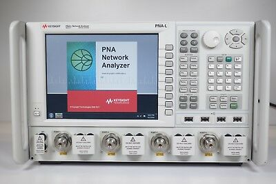 Keysight Used N5231A 300 kHz to 13.5 GHz PNA-L network analyzer 4 Port (Agilent)