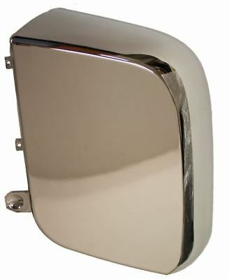 Mercedes Actros MP4 Antos Arocs Wide Angle Chrome Mirror Back Cover Left