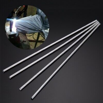 4pcs 4x230mm Aluminum Alloy Silver Welding Brazing Rods Tool for Repair