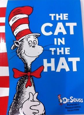 THE CAT IN THE HAT - Children's Book . FREE POSTAGE