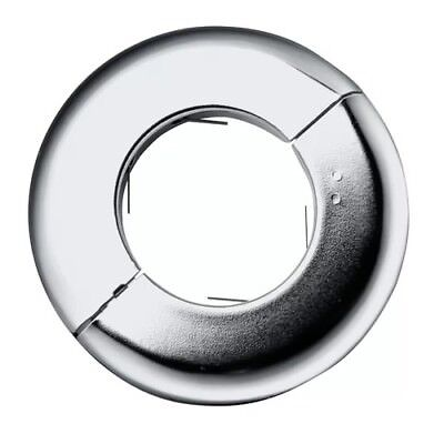 Escutcheon Ring for 1.5 NPT Pipe or Extensions, Chrome, Lot of 1