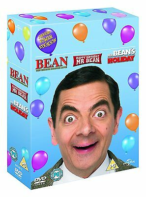 Mr Bean 20 Years of Mr Bean DVD NEW SEALED 5050582810431