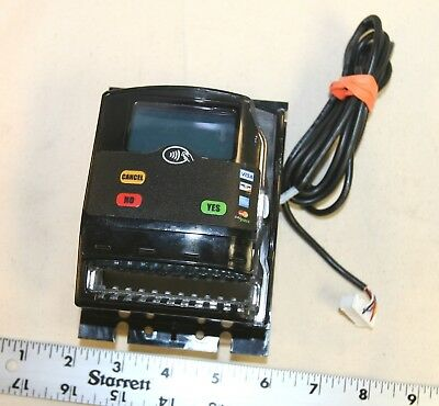 Coinco IRXV16A05 credit card reader - tested good in used condition