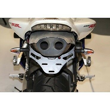 HONDA CBR 600 RR-03/06- CBR 1000 RR-04/05-SUPPORT DE PLAQUE R&G Racing-443862