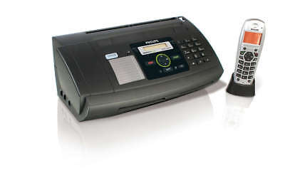 Philips Magic5 Eco Basic Dect (sp) Fax Gerät mit Schnurlos Telefon