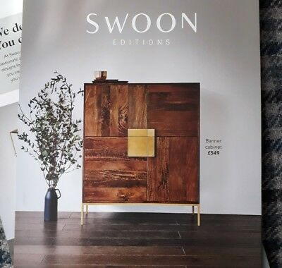 £20 OFF when you spend £200 Swoon Editions Voucher Code
