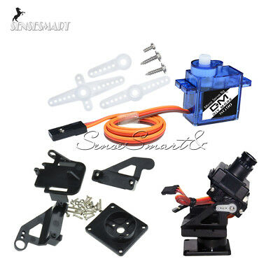 SG90 9G Micro Servo Motor RC Robot Arm Helicopter Airplane Remote Control