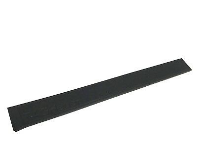 Black Rubber/Silicone Strap/Band for Tag Heuer Golf Watch 20mm + Pins