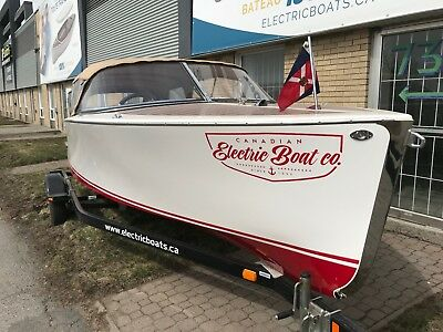 2018 Bruce 22 Classic Runabout, Chris Craft, Hackercraft, Riva