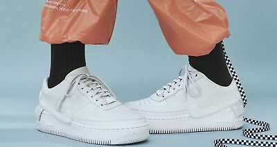 e9c25857609 Nike Air Force 1 Jester XX REIMAGINED AO1220-100 Off White Women Sizes NEW  Limit