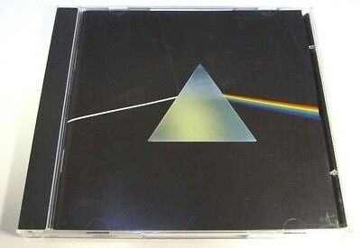 The Dark Side of the Moon by Pink Floyd (CD,1994, Capitol Remastered)