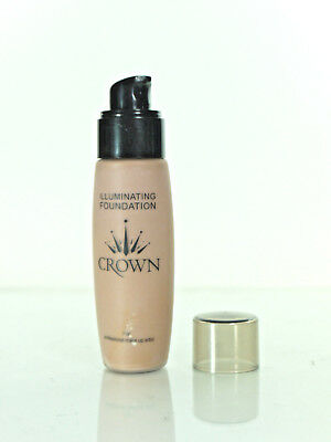 Crown Brush Liquid Foundation & Illuminating liquid highlighter  IN FK115