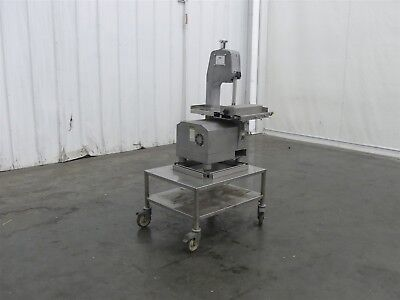 German Knife GBS 230A Table Top Band Saw (D7551)