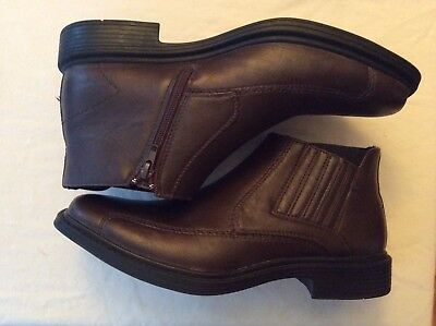 b110ac2102 NEW UNLISTED KENNETH Cole In Shock Brown Ankle Boots
