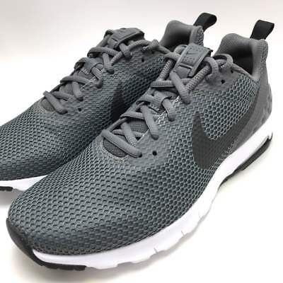 Details about nike air Max Motion Lw Se Mens white and black Running Shoes Gym Athletic