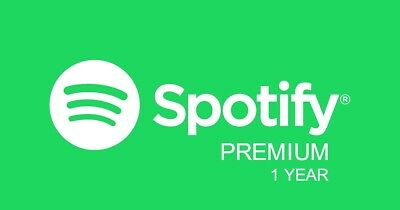 Spotify Premium Account Subscription - 1 Year | New Account