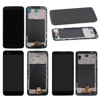 OEM LG Stylo 2 3 / 3 Plus Complete Digitizer LCD Touch Screen Replacement +Frame